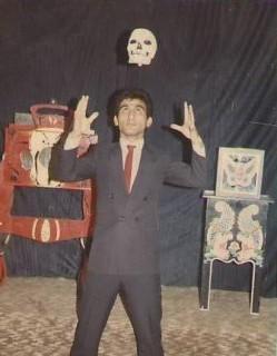 بهزاد کریمی پریستو