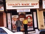 Behrooz Karimi   Pristo Magic   with Tayde magic shop