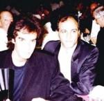 Behrooz Karimi   Pristo Magic   with David Copperfield